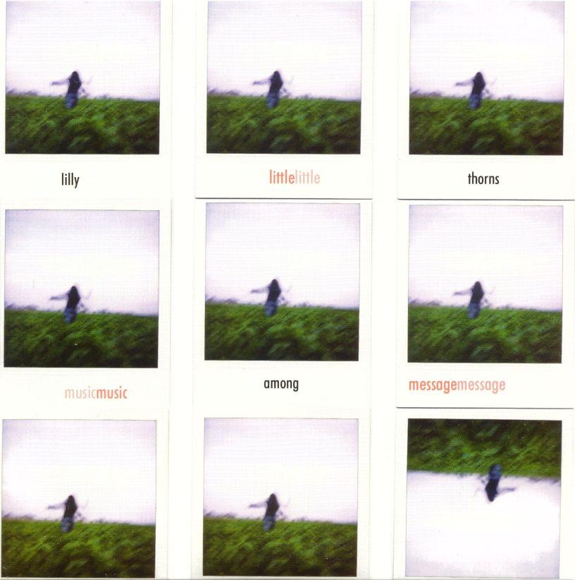 Lilly Among Thorns - EP